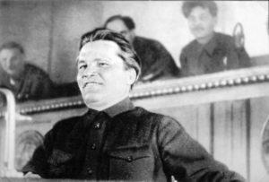 С. М. Киров выступает на XVII съезде ВКП(б) Москва, 1934