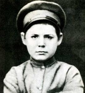 Серёжа Костриков