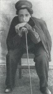 Яков Свердлов 1900 год