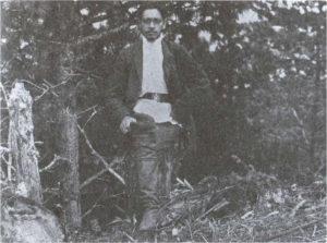 Яков Свердлов в Нарымской ссылке, 1912 год