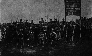 Красногвардейский отряд Петра Сухова